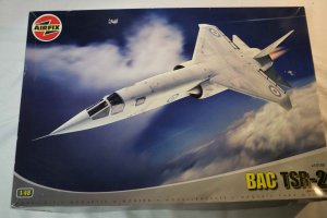 AIR10105 - Airfix 1/48 BAE TSR-2