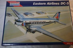 MON5610 - Monogram DC3 Eastern Airlines 1/48