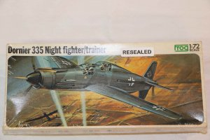 FRGF235 - Frog 1/72 Dornier 335 Night Figther/Trainer