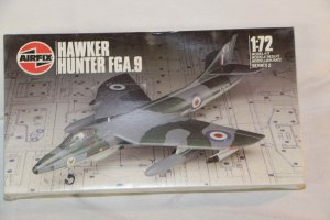 AIR02073 - Airfix 1/72 Hawker Hunter