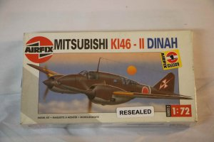 AIR02016 - Airfix 1/72 Ki-46 Dinah