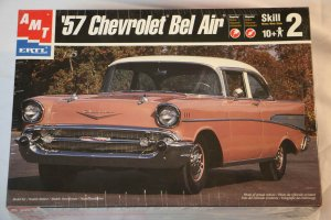 AMT8315 - AMT 1/25 57 Chevrolet Bel Air