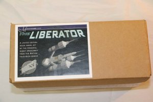 MPEMMBL002 - Masterpiece Models The Liberator