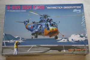 CYB5111 - Cyber Hobby 1/72 S-61A Sea King Antarctica Observation