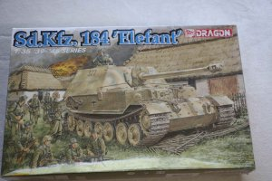 DRA6126 - Dragon 1/35 Sd.Kfz 184 Elefant