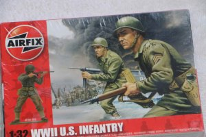 AIR02703 - Airfix 1/32 US Infantry
