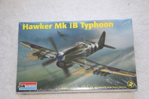 MON5258 - Monogram 1/48 Hawker Mk.IB Typhoon