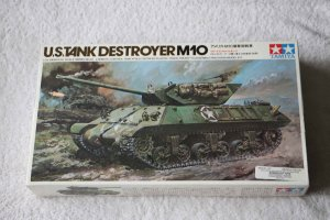 TAMMT242 - Tamiya 1/35 U.S. Tank Destroyer M10