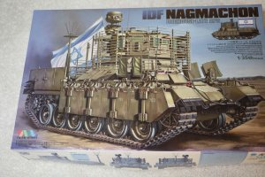 TIG4616 - Tiger Model 1/35 IDF Nagmachon 'Doghouse' Late