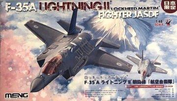 MENLS008 - Meng 1/48 F-35A Lightning II JASDF
