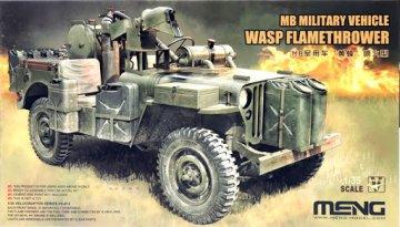 MENVS012 - Meng 1/35 WASP Flamethrower jeep