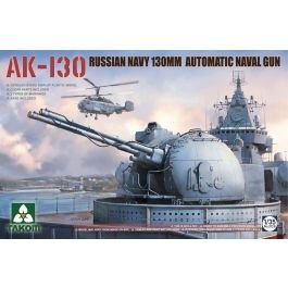 TKM2129 - Takom 1/35 AK-130 Rus. 130mm Auto. Naval Gun