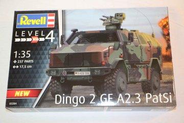 RAG03284 - Revell 1/35 Dingo 2