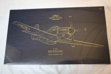 EDUR0020 - Eduard Models 1/48 P-51D Mustang Royal Class dual
