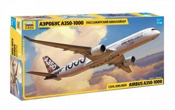 ZVE7020 - Zvezda 1/144 Airbus A350-1000