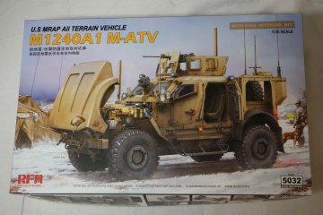 RYE5032 - Rye Field 1/35 M1240A1 M-ATV