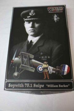 """WNW32608 - Wingnut Wings 1/32 Sopwith 7F.1 Snipe """"W. Barker"""" Ltd"""
