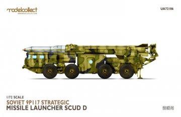 MCL72186 - Model Collect 1/72 SCUD D (9P117) missile launcher