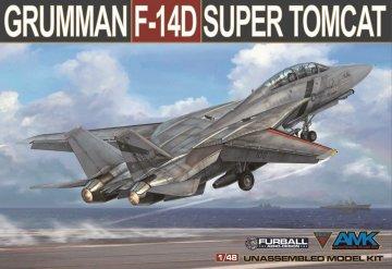 AMK88007 - AMK 1/48 F-14D Super Tomcat