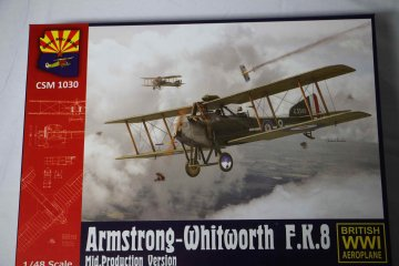 CSMK1030 - Copper State Models 1/48 Armstrong-Whitworth FK8 Mid