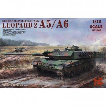 BORBT002 - Border Models 1/35 Leopard 2 A5/A6 MB