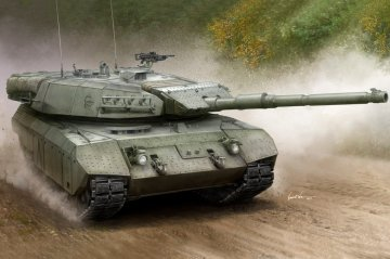 HBB84504 - Hobbyboss 1/35 Leopard C2 MEXAS Canadian MBT