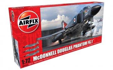 AIR06021 - Airfix 1/72 Blackburn Buccaneer S Mk.2 RN