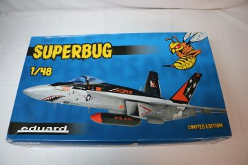 EDU11129 - Eduard Models 1/48 'Superbug' F/A-18E [Ltd. Ed.]