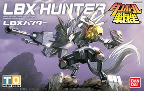BAN5057586 - Bandai LBX Hunter