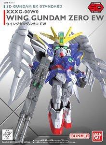 BAN5057600 - Bandai SD Wing Gundam Zero EW