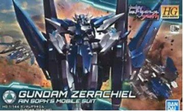 BAN5056749 - Bandai 1/144 HG Gundam Zerachiel