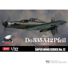 ZOUSWS3212 - Zoukei-Mura 1/32 Do 335A-12 Pfeil