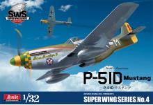 ZOUSWS3204 - Zoukei-Mura 1/32 P-51D Mustang