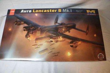HKM01E10 - HK Model 1/32 Avro Lancaster B Mk.I