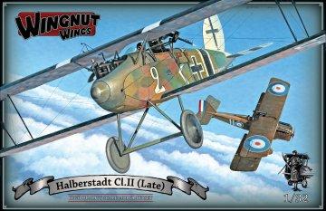 WNW32062 - Wingnut Wings 1/32 Halberstadt CI.II late