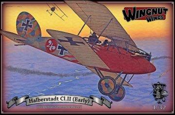 WNW32049 - Wingnut Wings 1/32 Halberstadt CI.II early