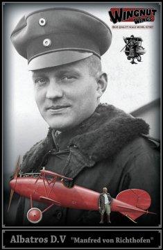 WNW32601 - Wingnut Wings 1/32 Albatros D.V (M.v.Richthofen)