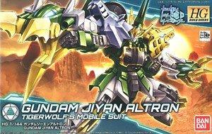 BAN0230356 - Bandai 1/144 Gundam Jiyan Altron