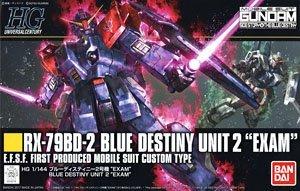 BAN0219774 - Bandai 1/144 Blue Destiny Unit 2