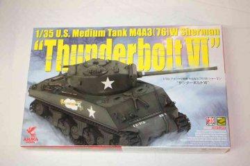 ASU35036 - Asuka Model 1/35 M4A3(76) Sherman 'Thunderbolt VI'