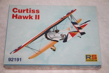 RSM92191 - RS Models 1/72 Curtiss Hawk II
