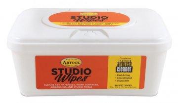 IWA660080 - IWATA Studio Wipes (80 pcs tub)