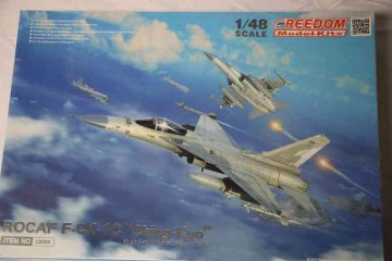FRE18005 - Freedom Model 1/48 F-CK-1C 'Ching-Kuo' ROCAF (1 seat)