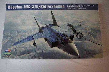 HBB81754 - Hobbyboss 1/48 Mig-31B/BM Foxhound