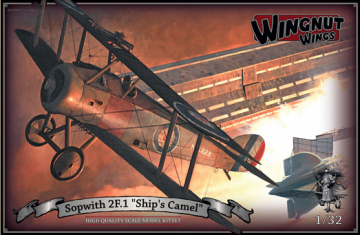WNW32076 - Wingnut Wings 1/32 Sopwith 2F.1 (Ship's Camel)