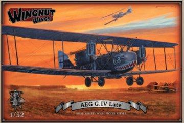 WNW32042 - Wingnut Wings 1/32 AEG G.IV Late