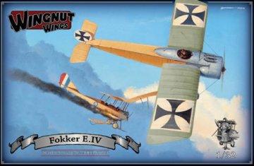 WNW32029 - Wingnut Wings 1/32 Fokker E.IV