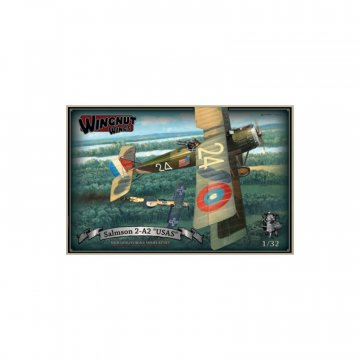 "WNW32059 - Wingnut Wings 1/32 Salmson 2A-2 ""USAS"""