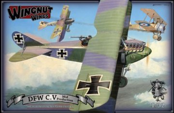WNW32040 - Wingnut Wings 1/32 DFW C.V Mid Production