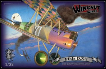 WNW32019 - Wingnut Wings 1/32 Pfalz D.XII